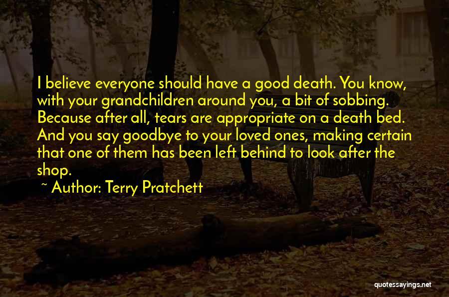 Grandchildren Quotes By Terry Pratchett