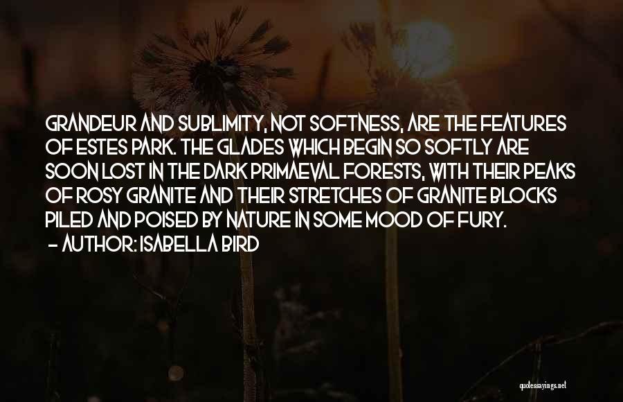 Grandeur Quotes By Isabella Bird