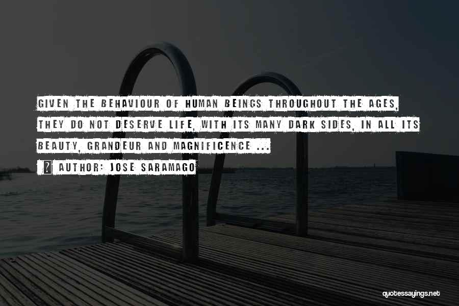 Grandeur Quotes By Jose Saramago