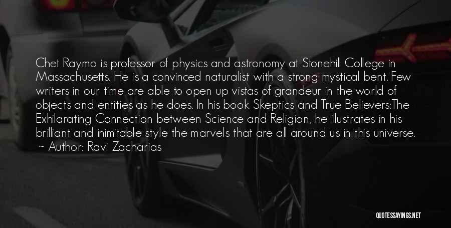 Grandeur Quotes By Ravi Zacharias