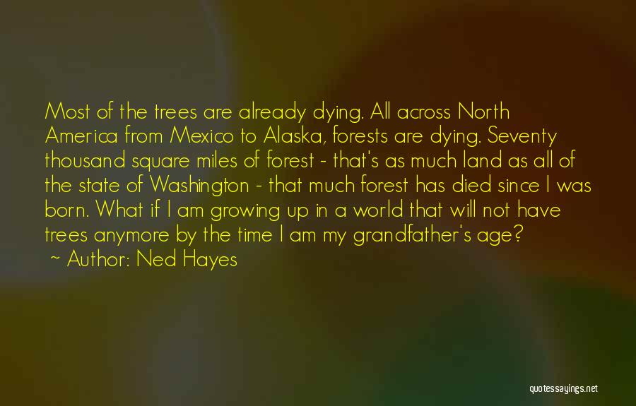 Top 51 Quotes & Sayings About Grandfather Died