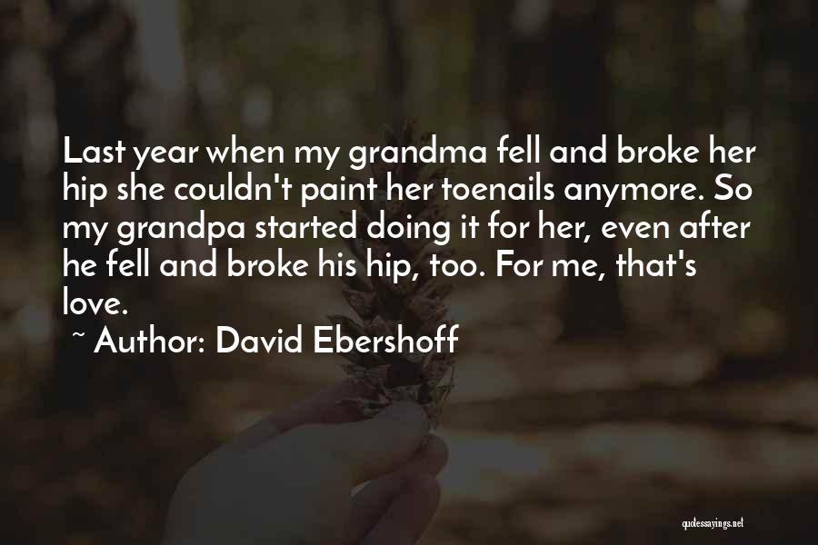 Top 30 Grandma I Love U Quotes & Sayings