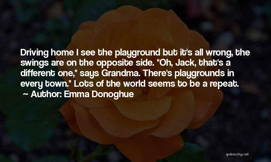 Grandma Quotes By Emma Donoghue