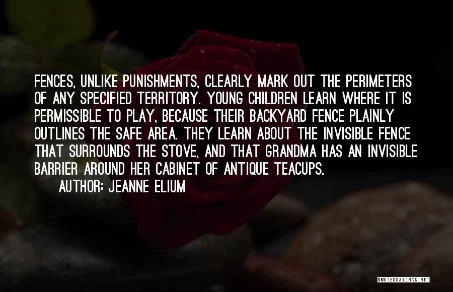 Grandma Quotes By Jeanne Elium