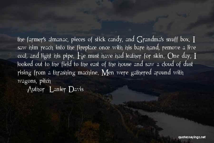 Grandma Quotes By Lanier Davis