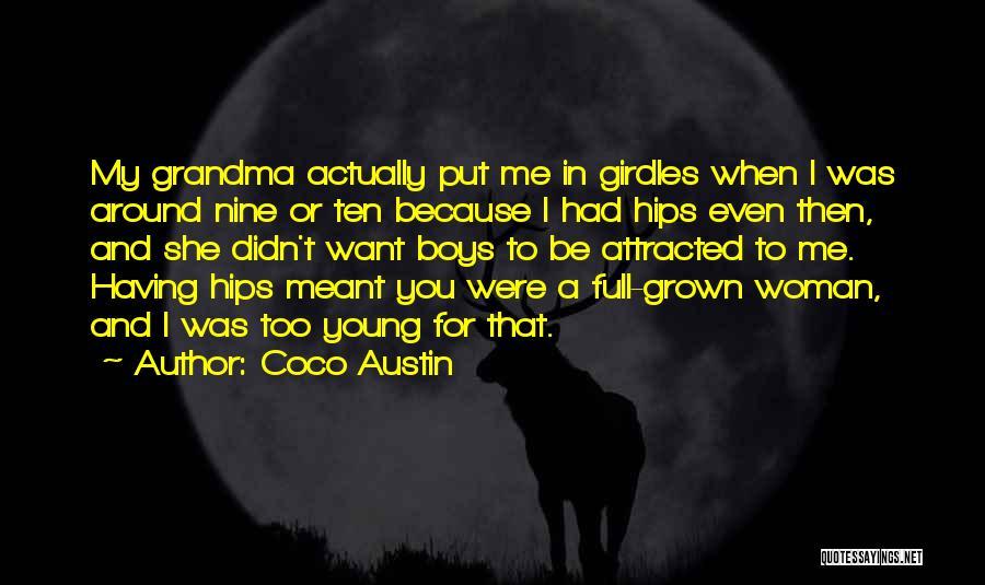 Grandma's Boy Quotes By Coco Austin