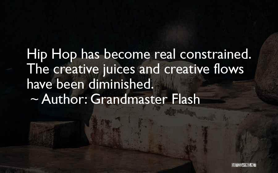 Grandmaster Flash Quotes 1430503