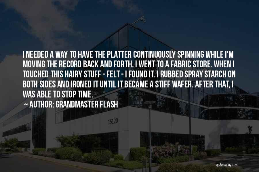Grandmaster Flash Quotes 1703713