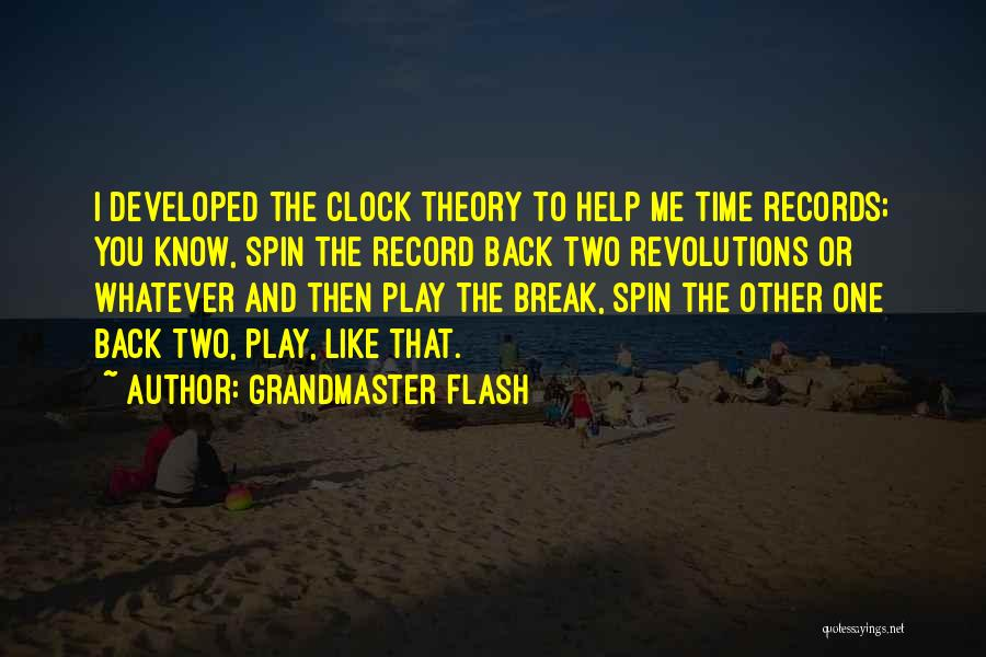 Grandmaster Flash Quotes 2133094