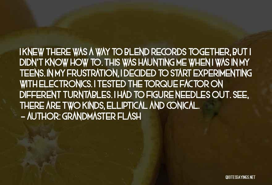 Grandmaster Flash Quotes 427645