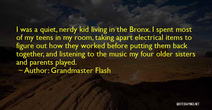Grandmaster Flash Quotes 950980