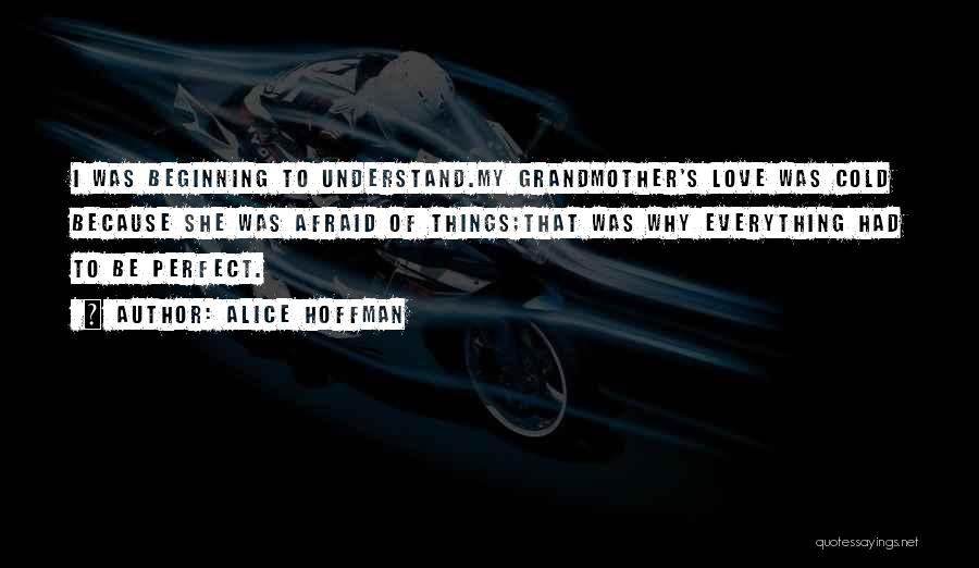 Grandmother Love Quotes By Alice Hoffman