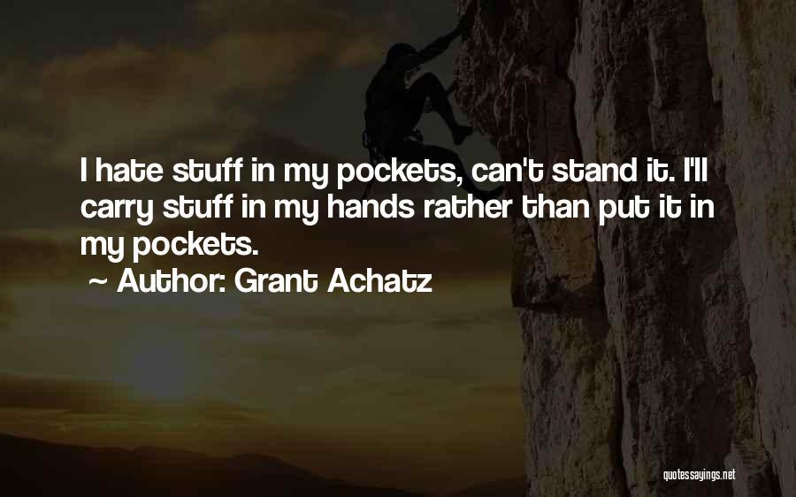 Grant Achatz Quotes 1092700