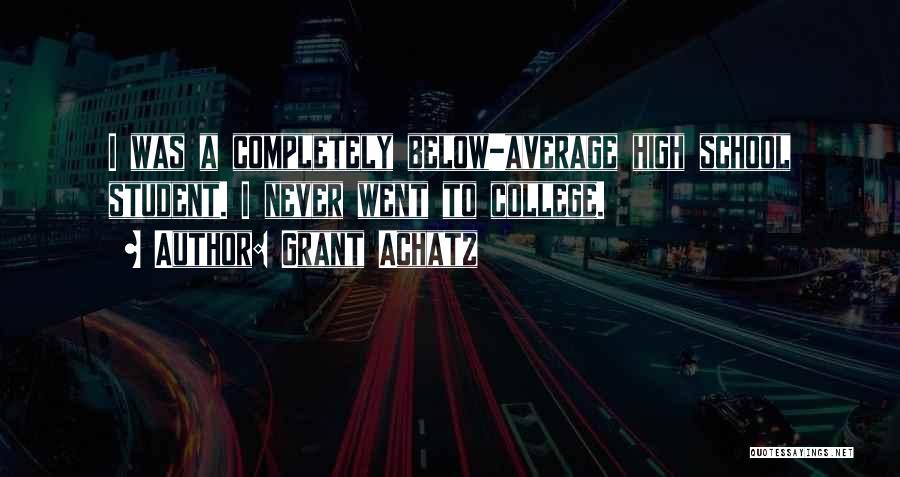 Grant Achatz Quotes 193916
