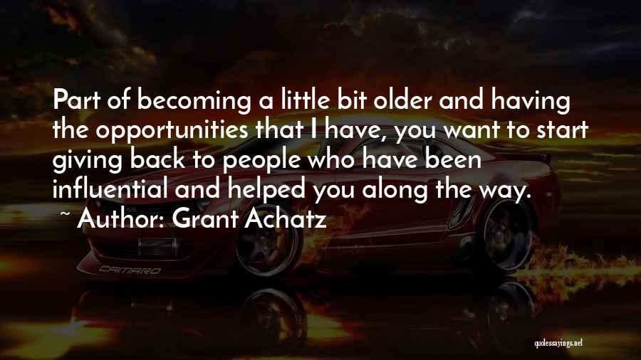Grant Achatz Quotes 810600