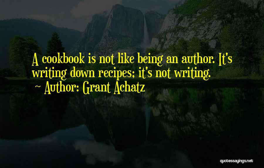 Grant Achatz Quotes 886353