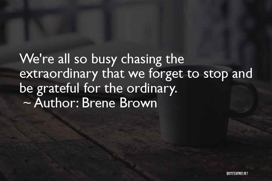 Grateful Quotes By Brene Brown