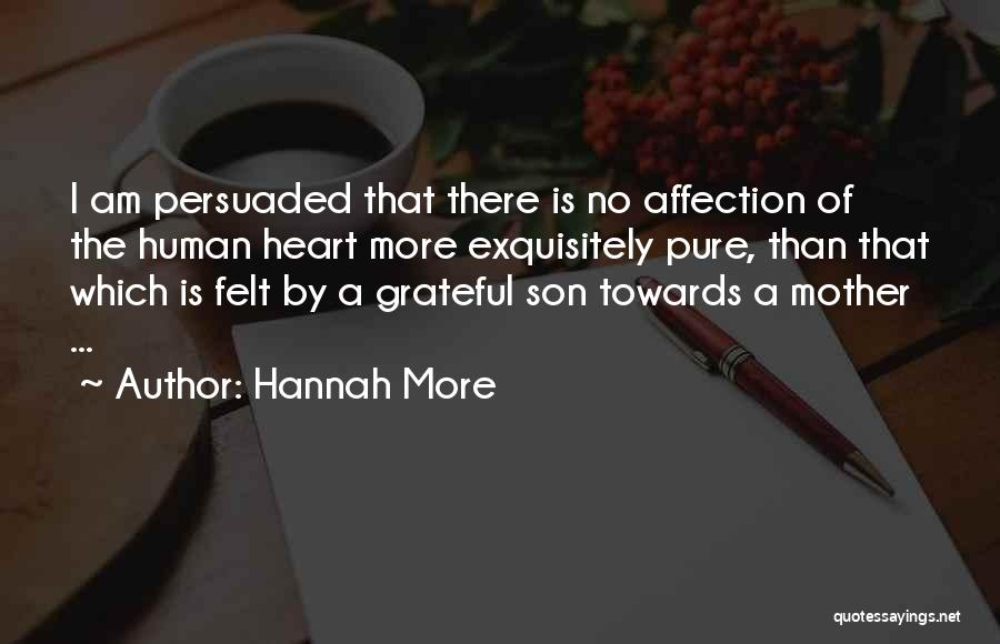 Grateful Quotes By Hannah More