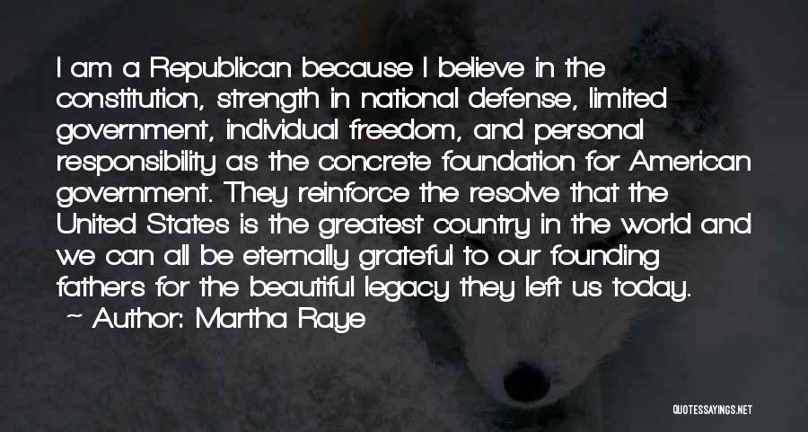 Grateful Quotes By Martha Raye
