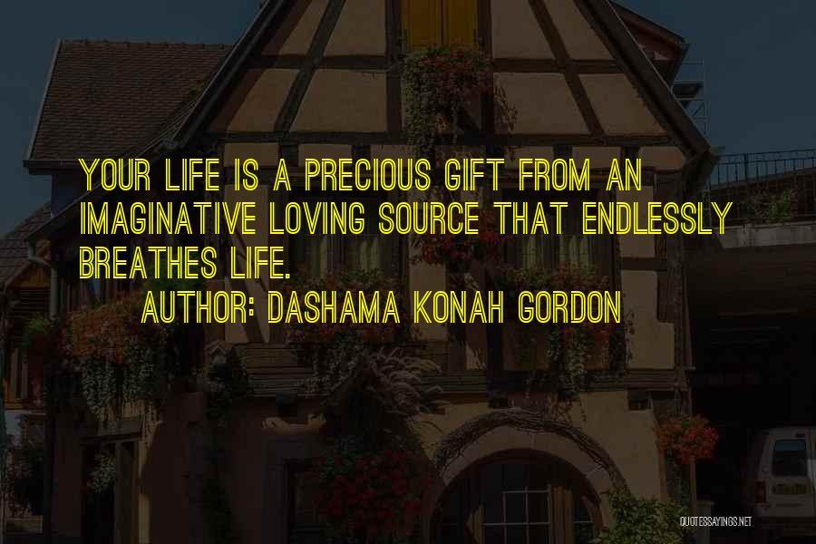 Gratitude For Success Quotes By Dashama Konah Gordon