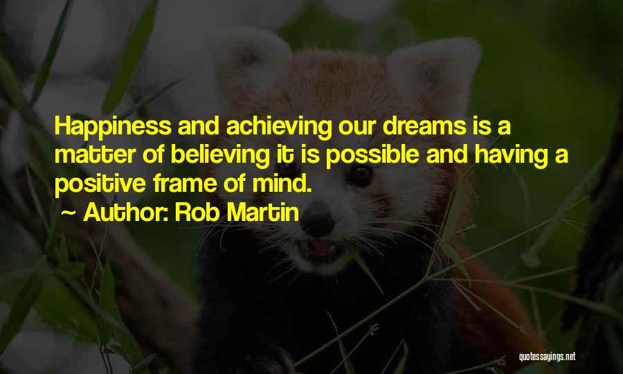 Gratitude For Success Quotes By Rob Martin