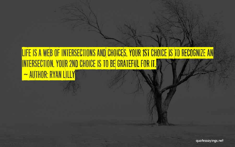 Gratitude For Success Quotes By Ryan Lilly