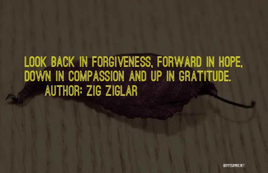 Gratitude For Success Quotes By Zig Ziglar