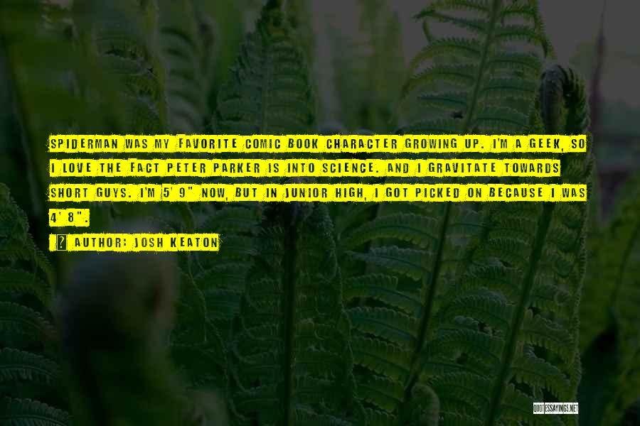 Gravitate Quotes By Josh Keaton