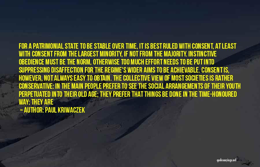 Great Conservative Political Quotes By Paul Kriwaczek