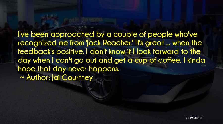 Great Jack Reacher Quotes By Jai Courtney