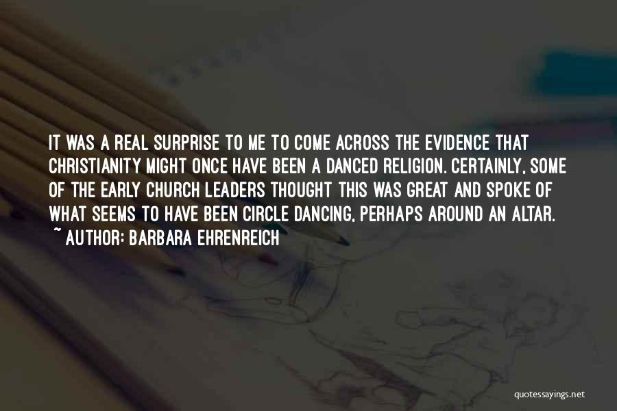 Great Leaders And Quotes By Barbara Ehrenreich