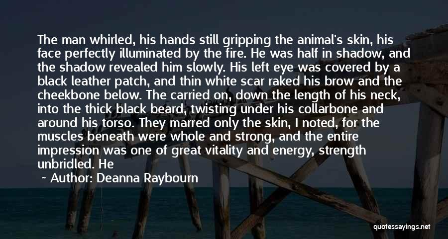 Great Mythology Quotes By Deanna Raybourn