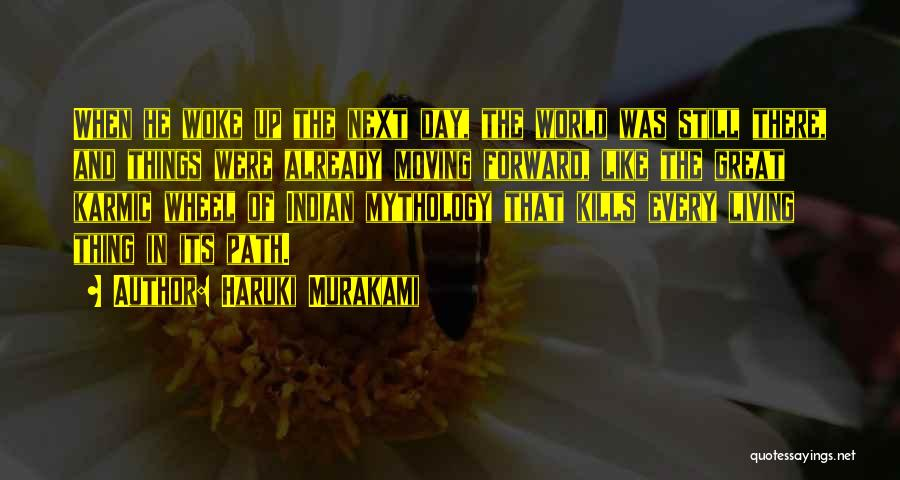 Great Mythology Quotes By Haruki Murakami