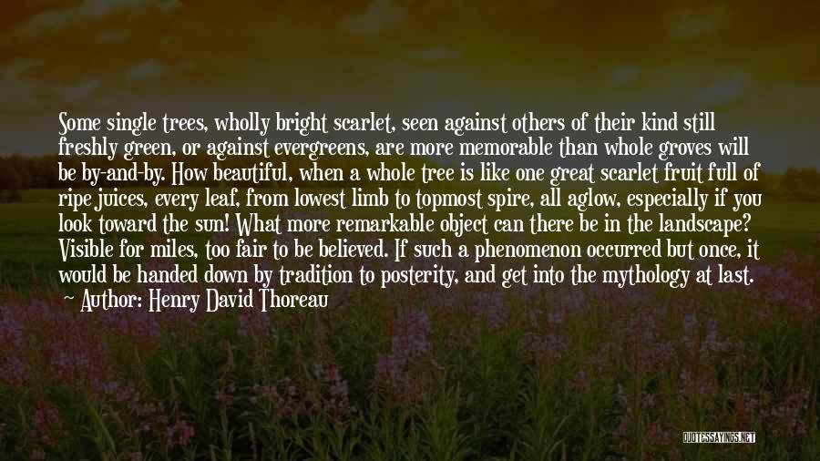 Great Mythology Quotes By Henry David Thoreau