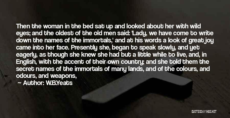 Great Mythology Quotes By W.B.Yeats