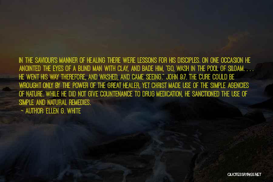 Great Occasion Quotes By Ellen G. White