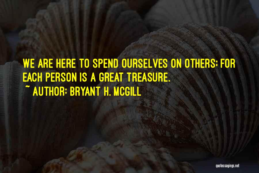 Great Persons Quotes By Bryant H. McGill
