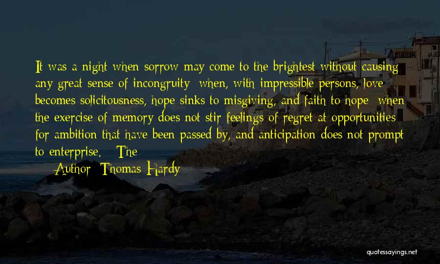 Great Persons Quotes By Thomas Hardy