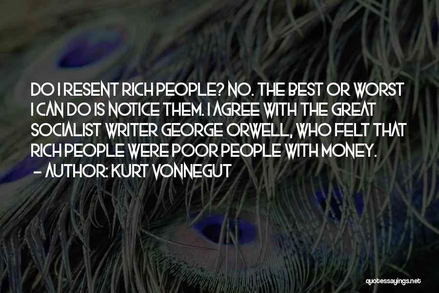 Great Socialist Quotes By Kurt Vonnegut