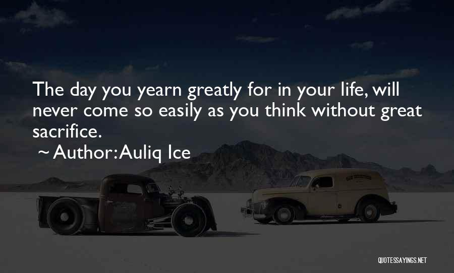 Great Success Motivational Quotes By Auliq Ice