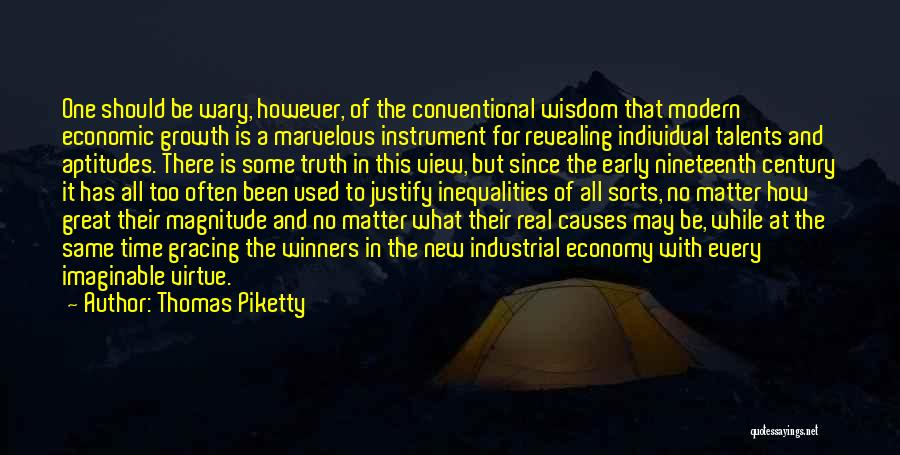 Great View Quotes By Thomas Piketty