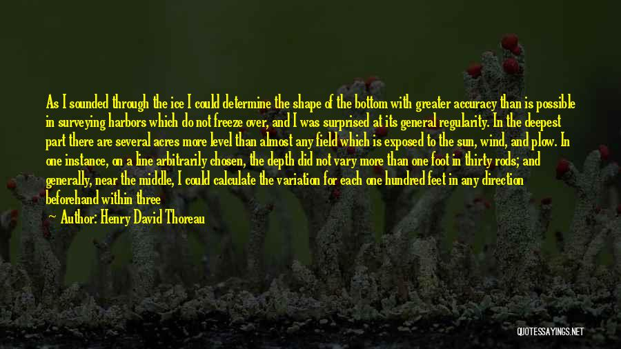 Greater Than Quotes By Henry David Thoreau