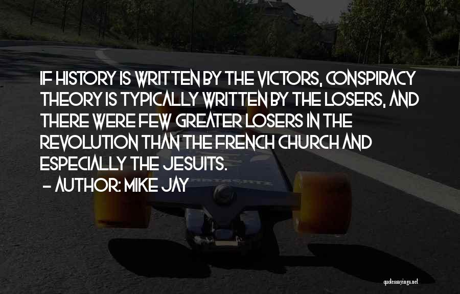 Greater Than Quotes By Mike Jay