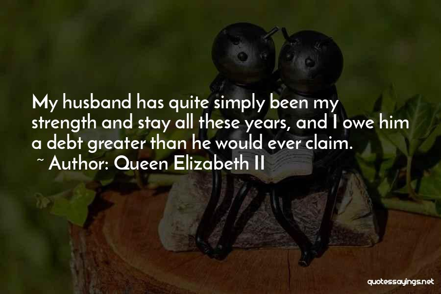 Greater Than Quotes By Queen Elizabeth II