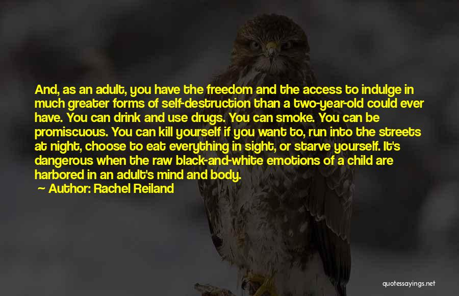 Greater Than Yourself Quotes By Rachel Reiland