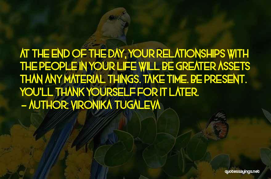 Greater Than Yourself Quotes By Vironika Tugaleva