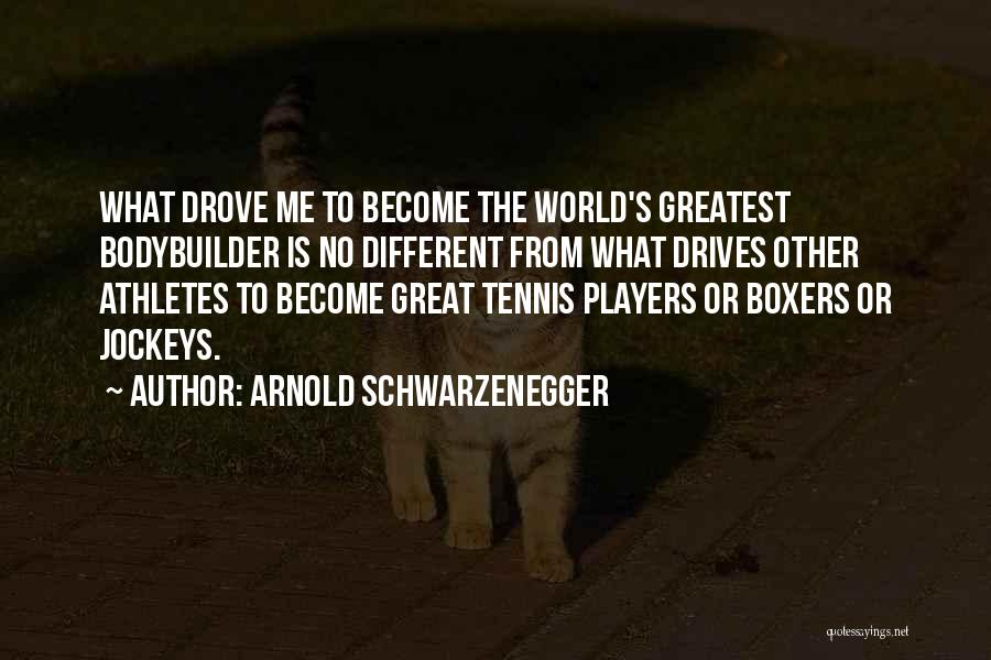 Greatest Boxers Quotes By Arnold Schwarzenegger