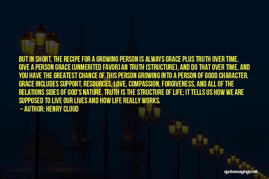 Greatest God Quotes By Henry Cloud