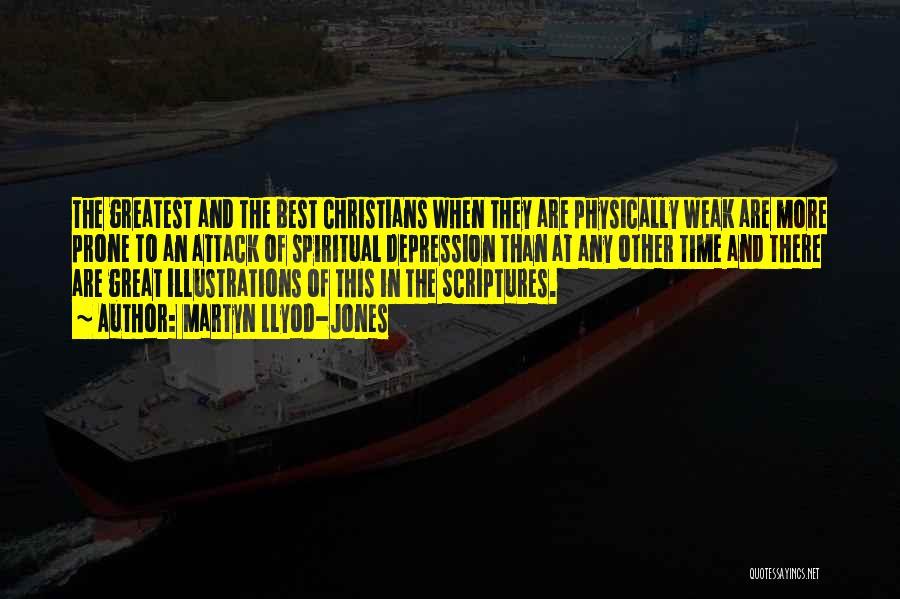 Greatest God Quotes By Martyn Llyod-Jones
