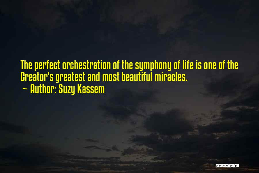 Greatest God Quotes By Suzy Kassem